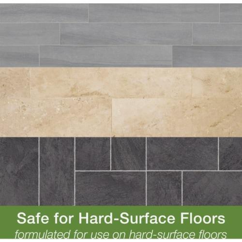 Bona  Lemon Mint Scent Hard Surface Floor Cleaner  Liquid  36 oz. - Case Of: 8; Perspective: bottom