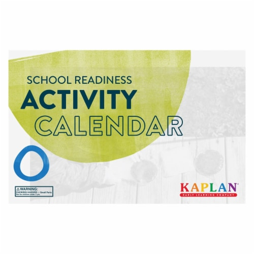 Kaplan Early Learning Time For Preschool Kit Perspective: bottom