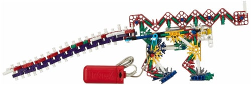 K'NEX Beasts Alive - K'NEXosaurus Rex Building Set - 255 Pieces - Ages 7+ Perspective: bottom