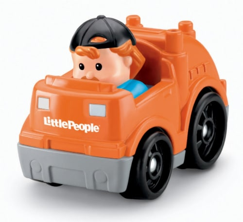 Fisher-Price® Little People Wheelies Recycle Truck Perspective: bottom