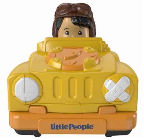Fisher-Price Little People Wheelies Perspective: bottom