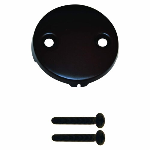 Westbrass Y593144-12 1.5 Inch Tip Toe Bath Waste Drain Kit, Bronze (1 Pack) Perspective: bottom