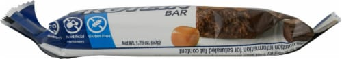 Pure Protein Chocolate Caramel Protein Bar Perspective: bottom