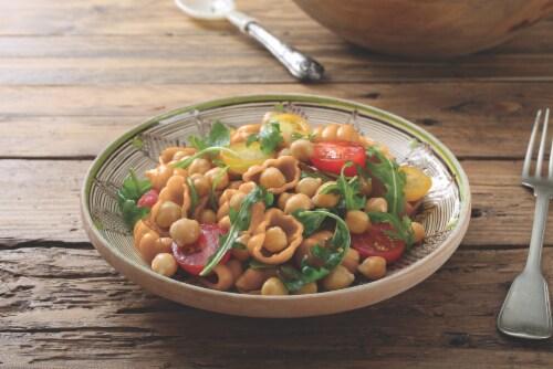 Seeds of Wellness Gluten-Free Chickpea Chia Pasta Shells Perspective: bottom