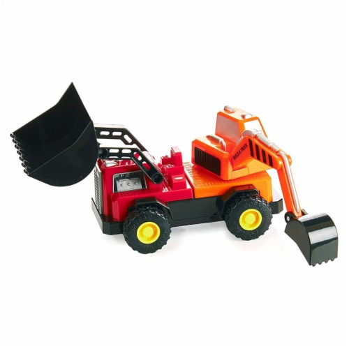 Popular Playthings PPY60401 Build A Truck - Grade 3 Perspective: bottom