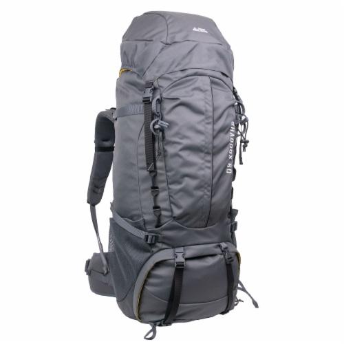 North Range 60L Shaddox Backpack Perspective: bottom