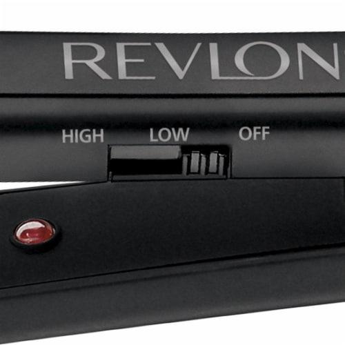 "Revlon Straight 1"" Ceramic Flat Iron Perspective: bottom"