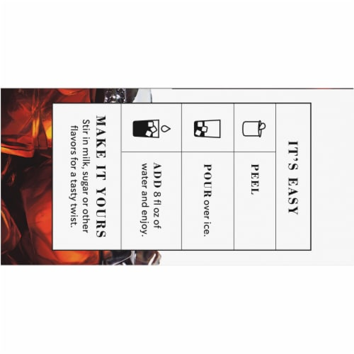 Starbucks Caramel Dolce Cold Brew Coffee Concentrate Single Serve Pods Perspective: bottom