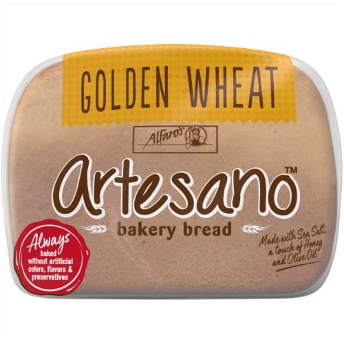 Alfaro's® Artesano™ Golden Wheat Bread Perspective: bottom