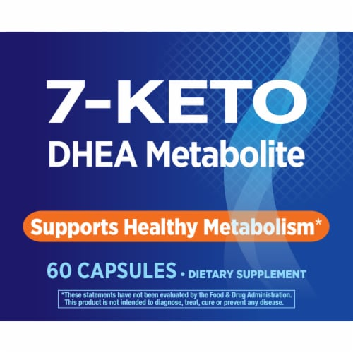 Nature's Way® 7-Keto® DHEA Metabolte25 mg Perspective: bottom