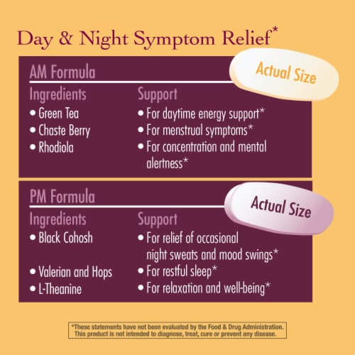 Nature's Way® AM PM PeriMenopause Formula Perspective: bottom