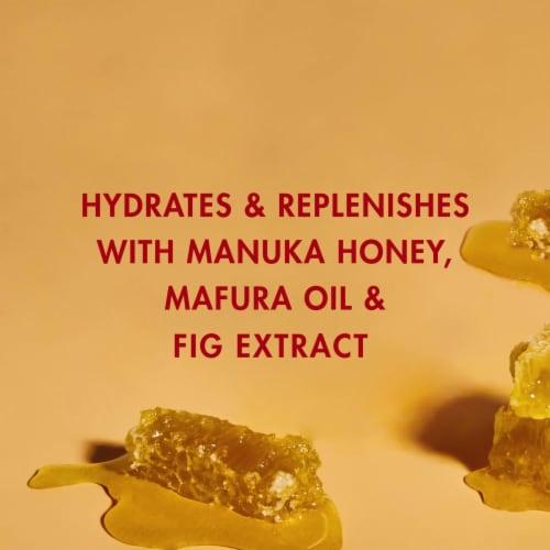 Shea Moisture Manuka Honey & Mafura Oil Intensive Hydration Conditioner for Damaged Hair Perspective: bottom