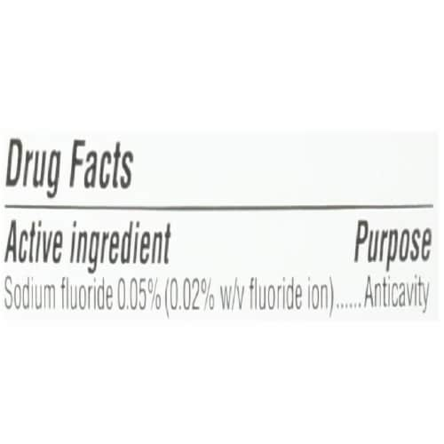 ACT Alcohol Free Anticavity Fluoride Rinse, Mint - 18 oz - 2 pk Perspective: bottom