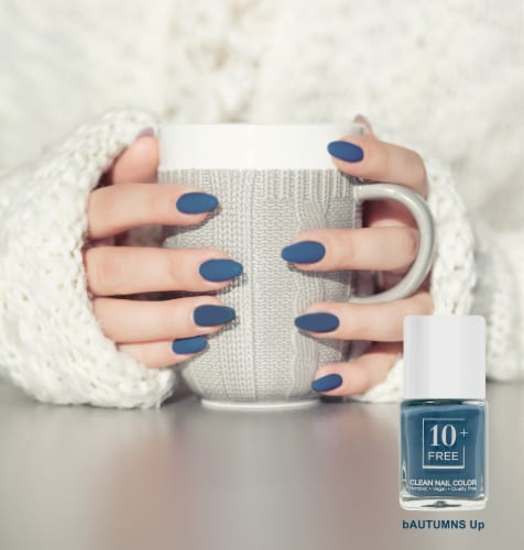 10FREE Polish+Nail Growth Serum STRONGER NAILS IN 7 DAYS - BAUTUMNS UP Perspective: bottom