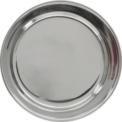 Durapet Stainless Steel Pet Bowl Perspective: bottom