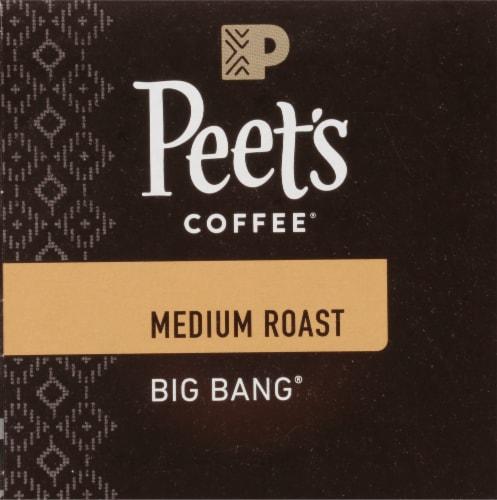 Peet's Coffee Big Bang Medium Roast K-Cup Pods Perspective: bottom