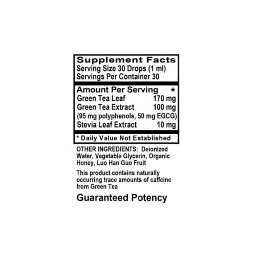 Holly Hill Health Foods, Green Tea, 1 Ounce Perspective: bottom