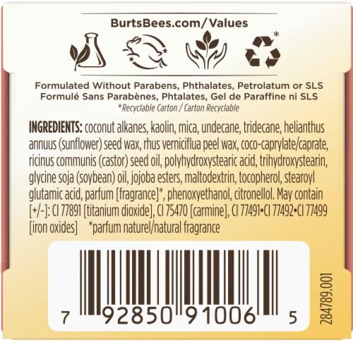 Burt's Bees Color Nurture Cream Blush - Guava Meringue Perspective: bottom