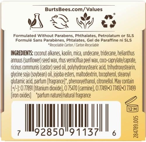Burt's Bees ColorNurture Caramel Buttercream Cream Eye Shadow Perspective: bottom