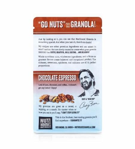 Granola, Chocolate Espresso, 3x11.5oz Perspective: bottom