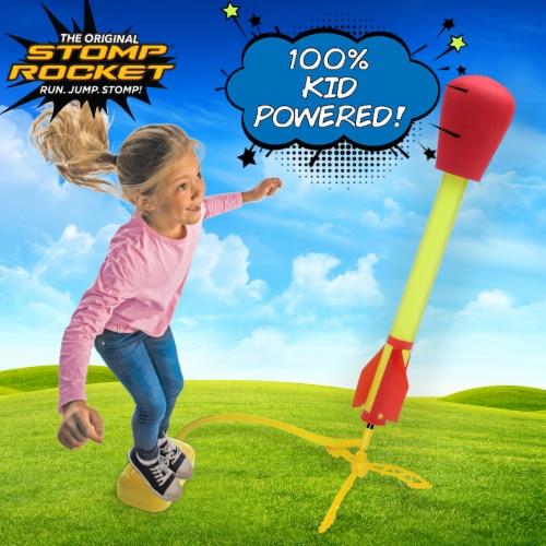 Stomp Rocket® Original Ultra Rocket Perspective: bottom