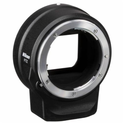 Nikon Z6 Fx-format Mirrorless Digital Camera + 24-70 F/4 Ftz + 64gb Xqd Card Kit Perspective: bottom