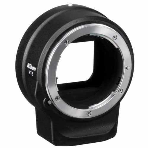 Nikon Z6 Mkii Fx-format 24.5mp Mirrorless Camera Body With Mount Adapter Ftz Perspective: bottom
