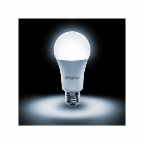 Energizer A19 Smart Bright Multiwhite LED Bulb Perspective: bottom