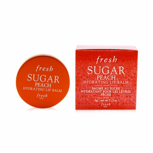 Fresh Sugar Peach Hydrating Lip Balm 6g/0.21oz Perspective: bottom