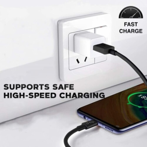 Ihip 3ft Type-c Charging Cable For Android Perspective: bottom