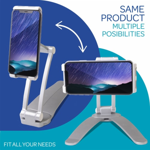 Ihip 2 In 1 Wall Hanging Mount Phones Or Tablet Stand Perspective: bottom