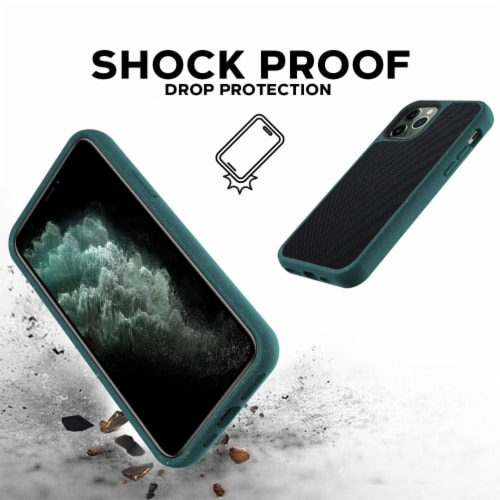 Terra Natural Eco-friendly Iphone 11 Pro Case Perspective: bottom