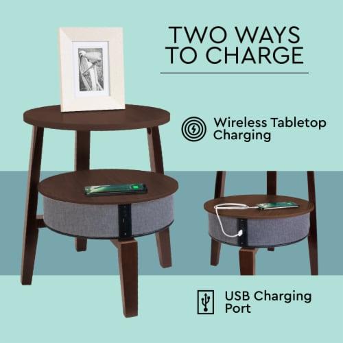 Wireless Freedom Speaker Table Perspective: bottom
