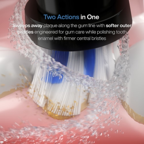 AquaSonic ProSpin – Ultra Whitening & Plaque Removing Electric Toothbrush Perspective: bottom