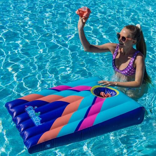 PoolCandy Inflatable Cornhole Set Perspective: bottom