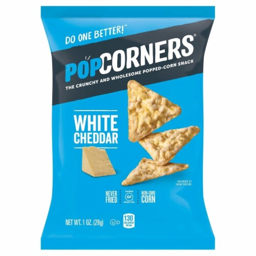PopCorners Popped-Corn Snack, Variety Pack, 1 Ounce (28 Count) Perspective: bottom