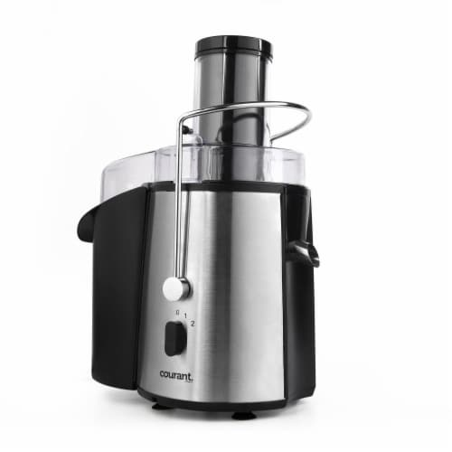 750 Watts Power Juicer with Juice Cup Perspective: bottom
