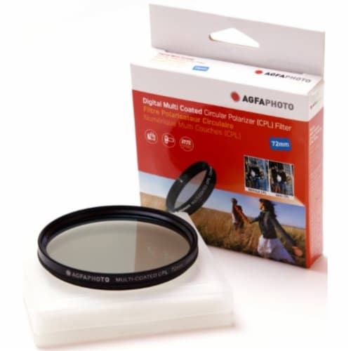 72mm Multi-coated Circular Polarizing (cpl) Filter Perspective: bottom