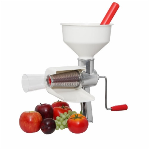 Roots & Branches Model 250 Food Strainer VKP250 Perspective: bottom