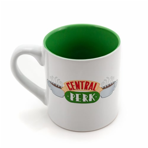Friends Central Perk Coffee Mug - 14 oz Perspective: bottom