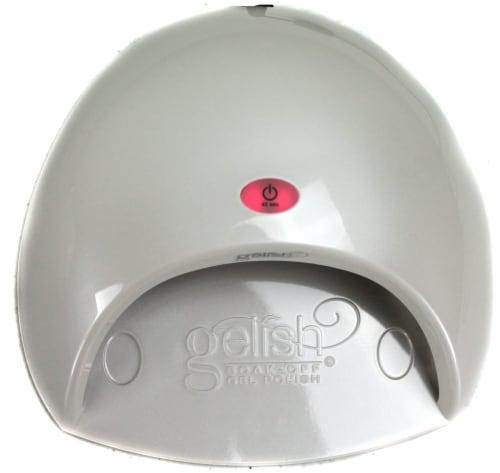 Gelish Harmony Pro 5-45 18W LED Gel Nail Soak Off Polish Curing Light Lamp Perspective: bottom