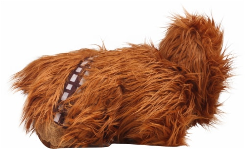 Pillow Pets Disney Star Wars Chewbacca Plush Toy Perspective: bottom