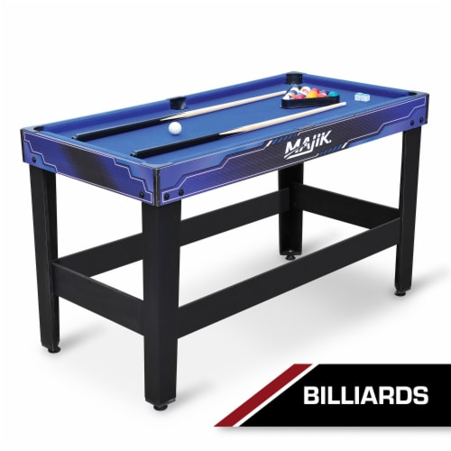 Eastpoint Sports Majik 54 Inch 4 in 1 Multi Game Arcade Combination Table Set Perspective: bottom