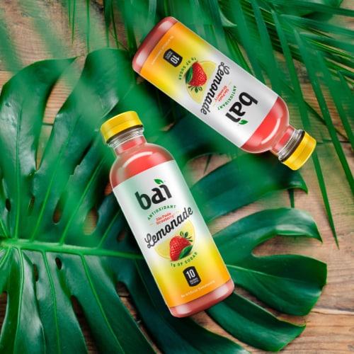 Bai Sao Paulo Strawberry Lemonade Antioxidant Infused Beverage Perspective: bottom