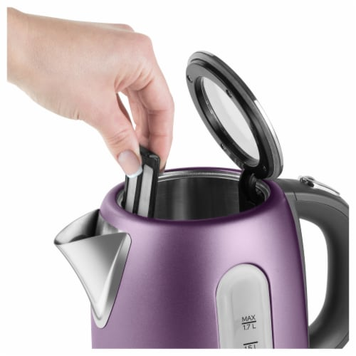 Sencor Stainless Electric Kettle - Violet Perspective: bottom