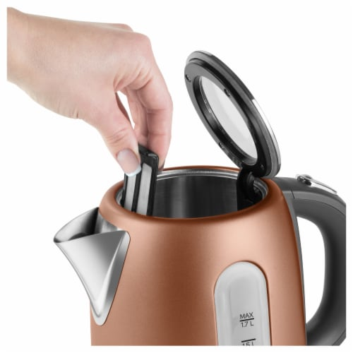 Sencor Stainless Electric Kettle - Gold Perspective: bottom
