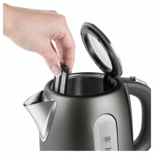 Sencor Stainless Electric Kettle - Black Perspective: bottom