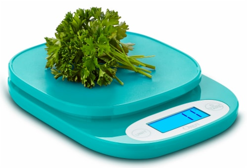Ozeri ZK24 Garden and Kitchen Scale, with 0.5 g (0.01 oz) Precision Weighing Technology Perspective: bottom
