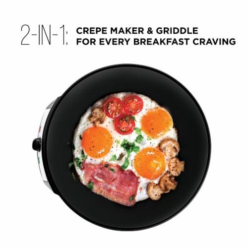 Chefman Electric Crepe Maker & Griddle Perspective: bottom