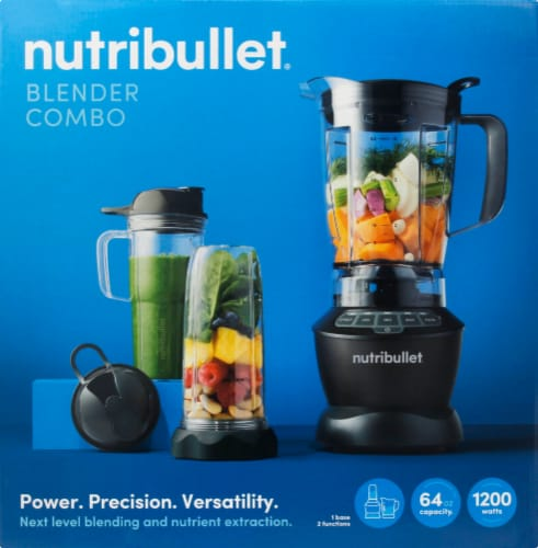 NutriBullet Combo Blender Perspective: bottom